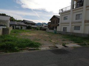 宇和島市 京町 売土地