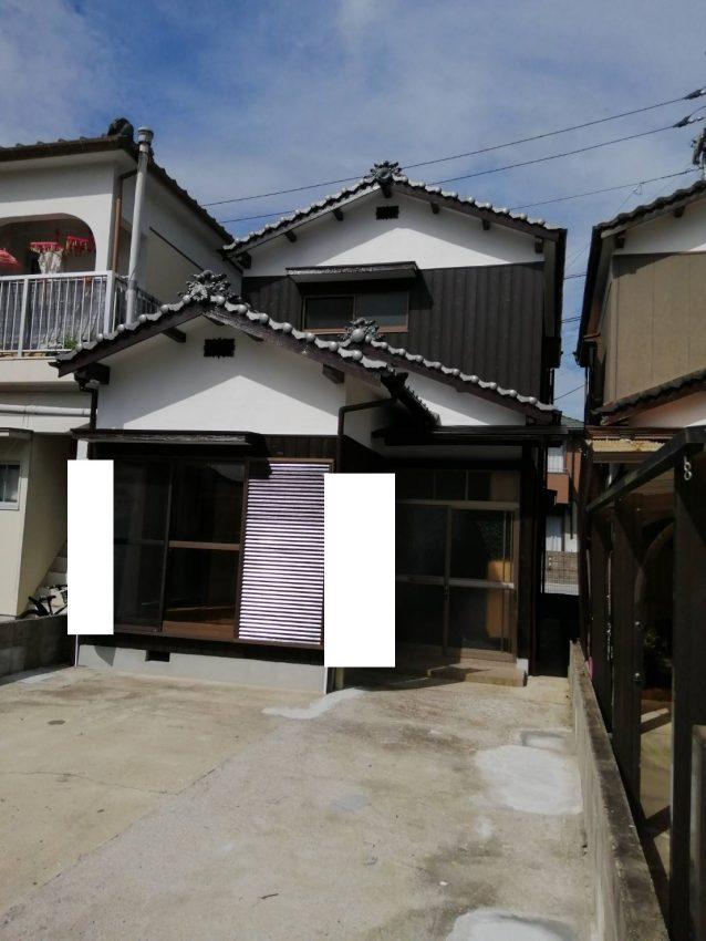 宇和島市 中古住宅 外観 画像1