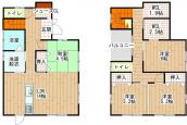 宇和島市保手 新築建売住宅 間取り