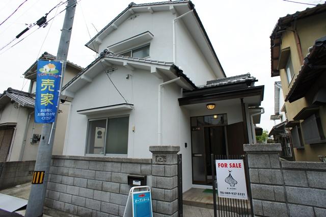 松山市西長戸 リノベーション住宅