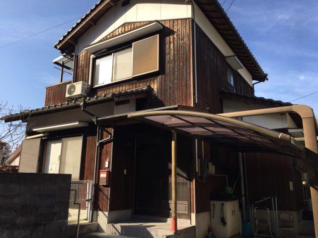 宇和島市 大浦 中古住宅 外観写真