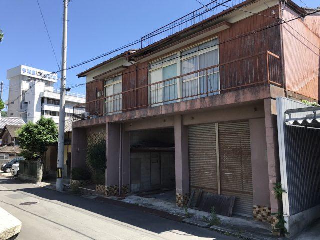 宇和島市錦町 売土地 物件写真